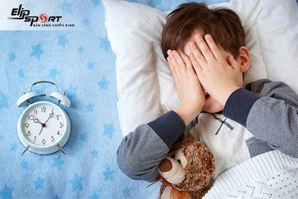 Bệnh mất ngủ ở trẻ em