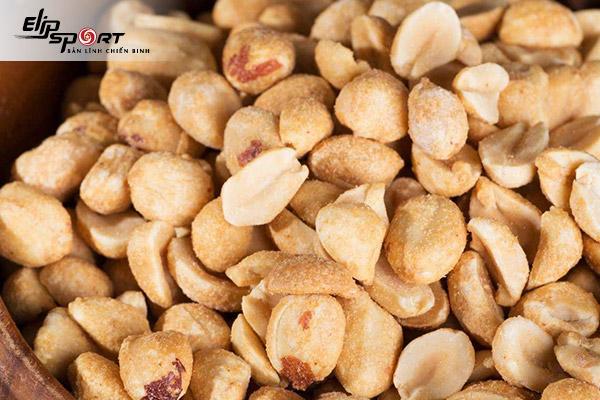 cách giảm cân bằng đậu phộng