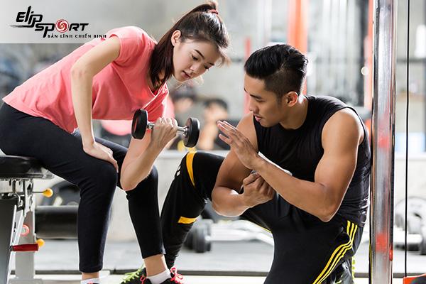 cách tính calo cho người tập gym