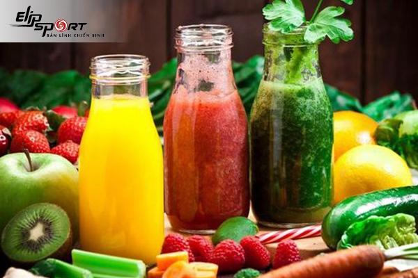 detox giảm cân cho người đau dạ dày