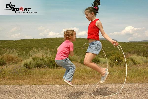 Nhảy dây có cao không