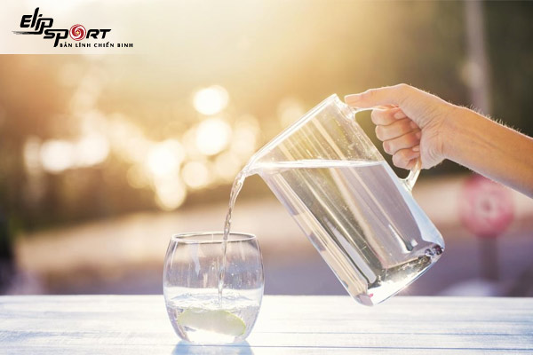 nước uống giảm cân cho mẹ sau sinh