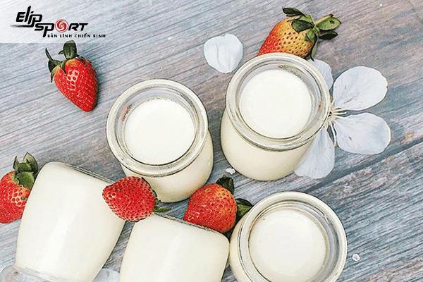 sữa chua giảm cân vinamilk