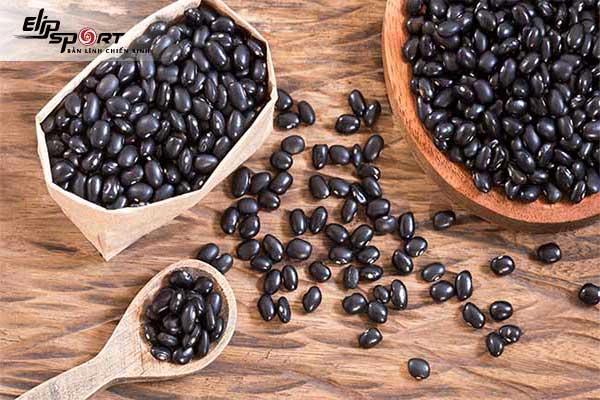 tăng cân bằng các loại đậu đen