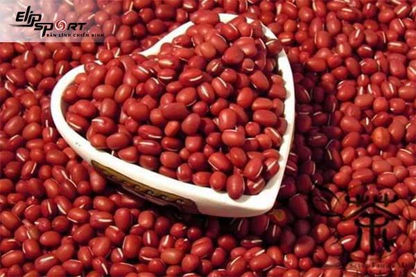 tăng cân bằng các loại đậu đỏ