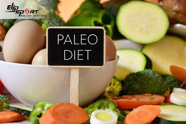 thực đơn giảm cân paleo
