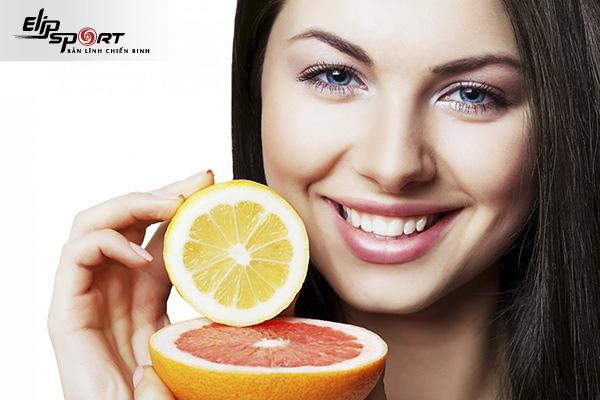 vitamin c dưỡng da