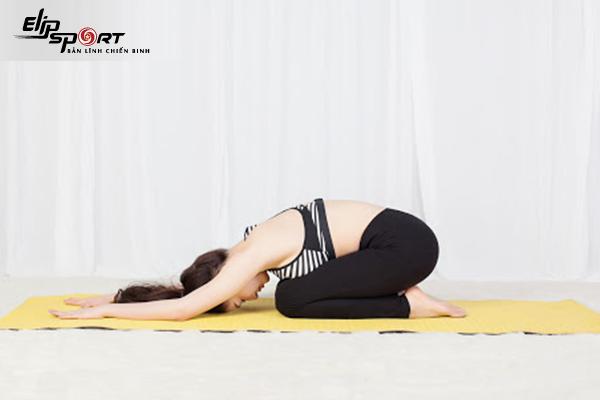 yoga trước khi ngủ