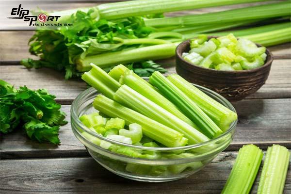 Ăn cần tây có giảm cân không?