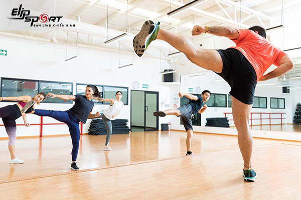 bài tập aerobic thư giãn