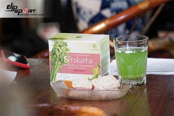 Bột cần tây Sitokata