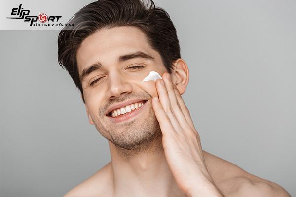 các bước chăm sóc da mặt ban đêm cho nam