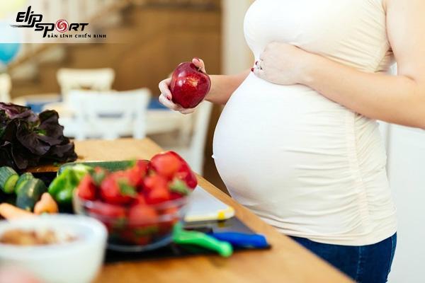 Chế Độ Ăn Mẹ Bầu Không Tăng Cân Quá Nhiều