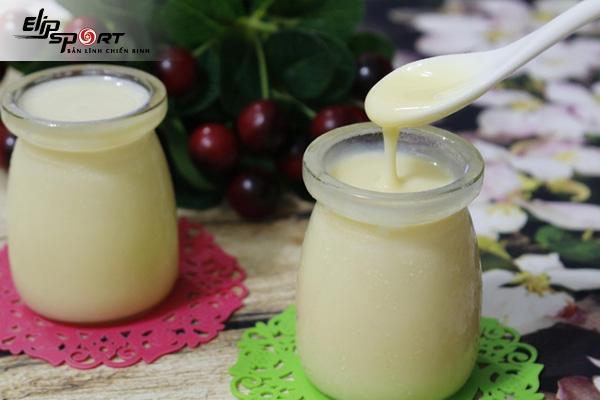 Làm yaourt bằng sữa đặc