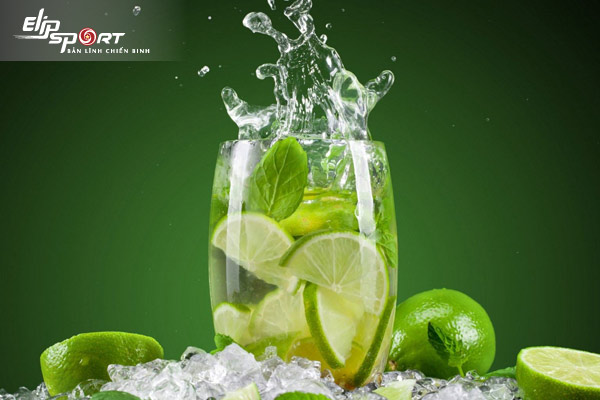 Nước uống giảm mỡ bụng cấp tốc