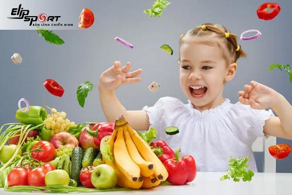 thực phẩm tăng cân cho bé 1 tuổi