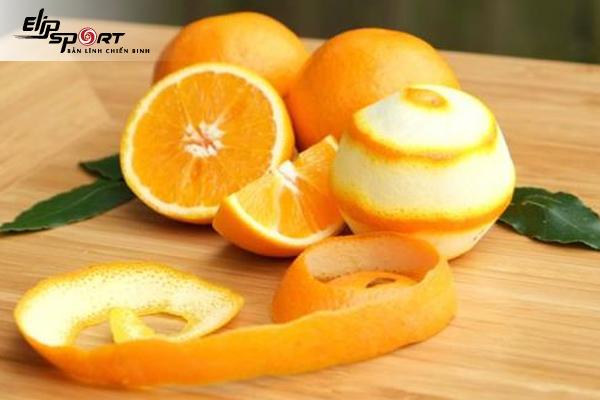 Cây thuốc nam tăng cân vỏ quýt cam khô