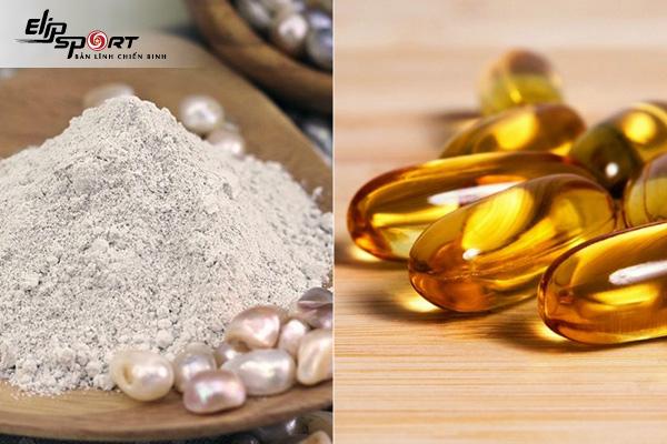 vitamin e dưỡng da