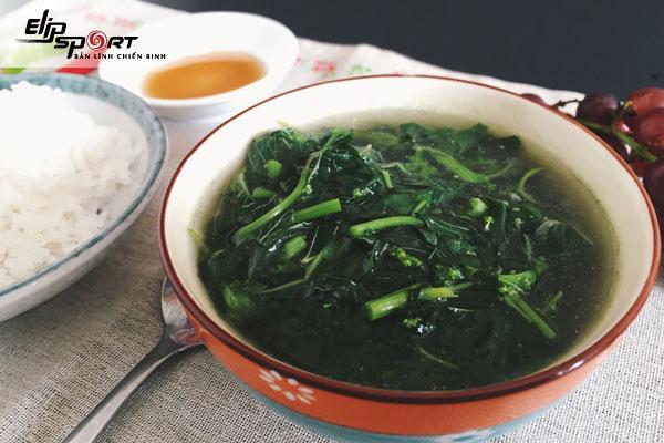 ăn rau dền có giảm cân không