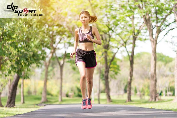 Chạy bộ giảm mỡ phần nào