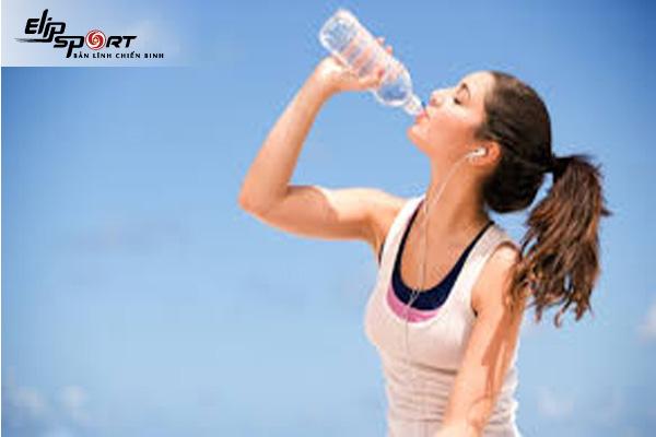 Công thức uống nước lọc giảm cân