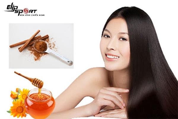 mật ong có tác dụng gì cho tóc