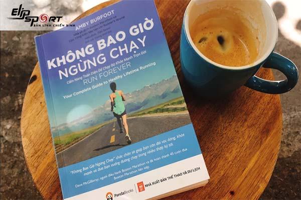Sách hướng dẫn chạy bộ
