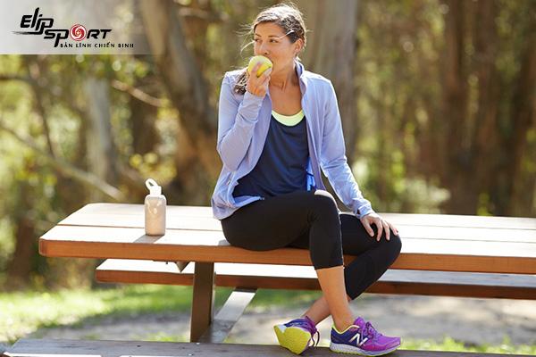 Nên ăn gì trước khi chạy bộ