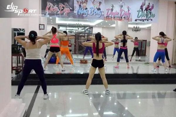 aerobic ở Hồ Chí Minh