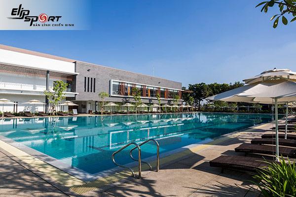 bể bơi Tân Phú, Hồ Chí Minh