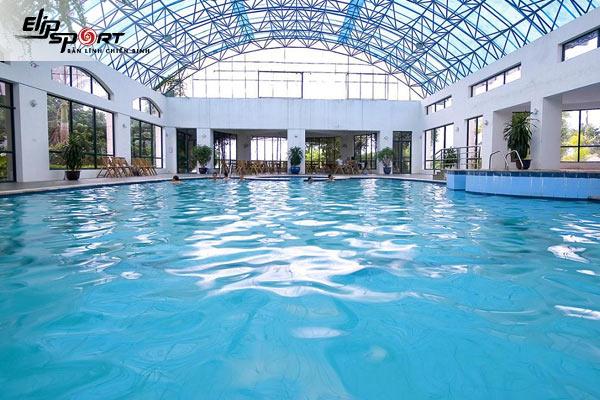 bể bơi Quận 12