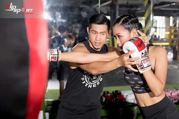 boxing Hồ Chí Minh