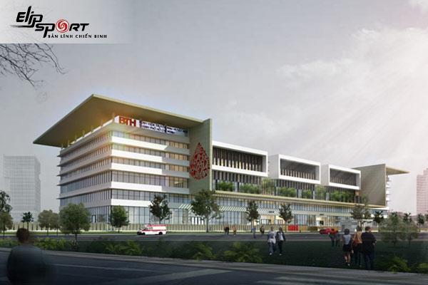 các bệnh viện ở Tân Bình