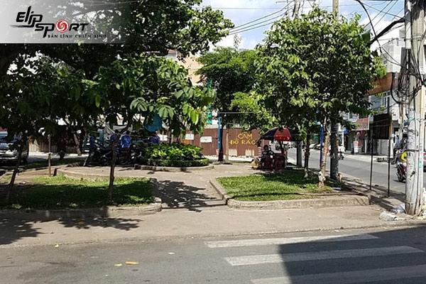 chạy bộ ở Tân Bình, Hồ Chí Minh