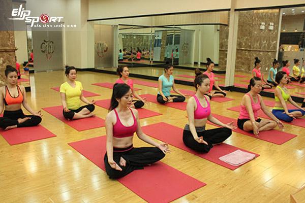 tập yoga ở Hồ Chí Minh