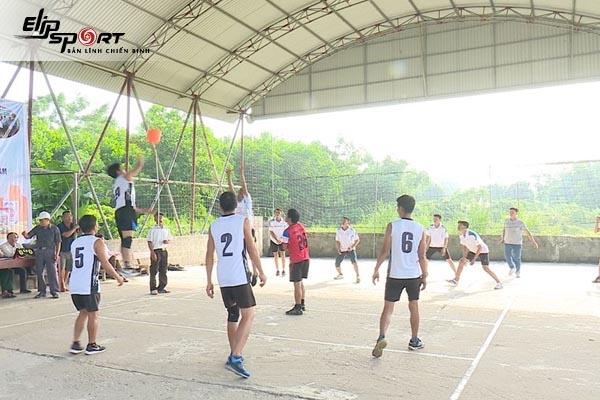 sân bóng chuyền ở Bình Tân, Hồ Chí Minh