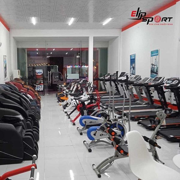 xe đạp tập Hồ Chí Minh
