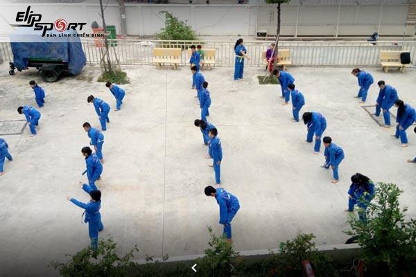 học võ ở Bình Tân