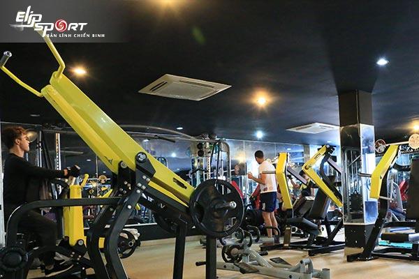phòng tập gym Hồ Chí Minh
