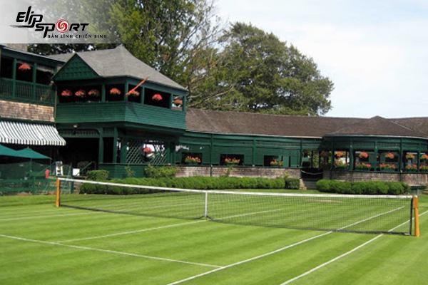 sân tennis Củ Chi