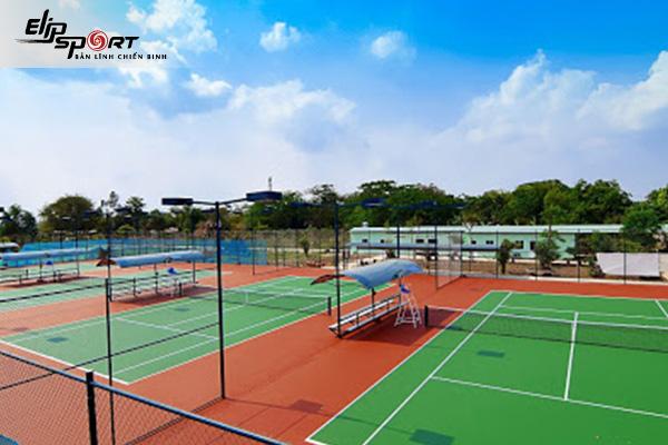 sân tennis ở Tân Bình, Hồ Chí Minh