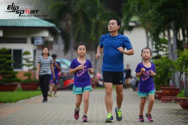 chạy bộ ở Bình Tân, Hồ Chí Minh