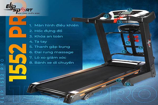 Máy chạy bộ bán chạy nhất Lai Châu