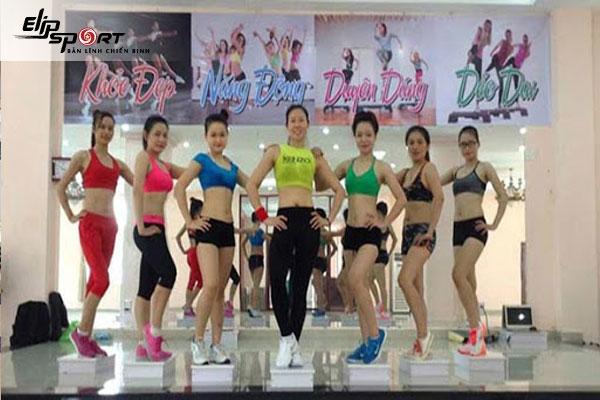 Aerobic ở Tân Phú, Hồ Chí Minh