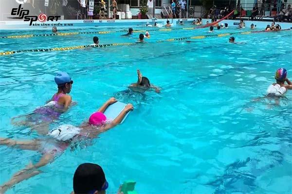 Bể bơi Bình Thạnh, Hồ Chí Minh