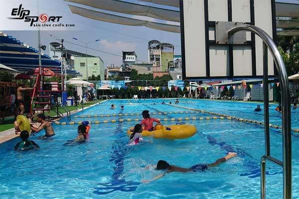 bể bơi Gò Vấp, Hồ Chí Minh