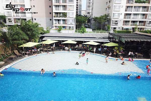 bể bơi Quận 7