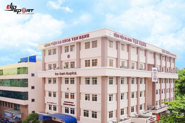 bệnh viện Quận 10, Hồ Chí Minh