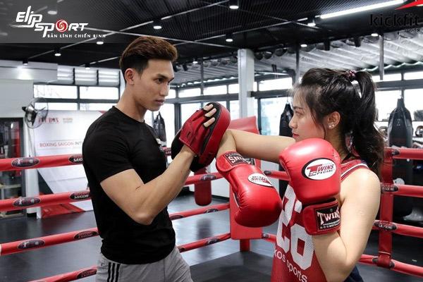 boxing Củ Chi, Hồ Chí Minh