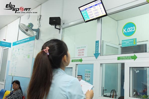 các bệnh viện ở Bình Thạnh, Hồ Chí Minh